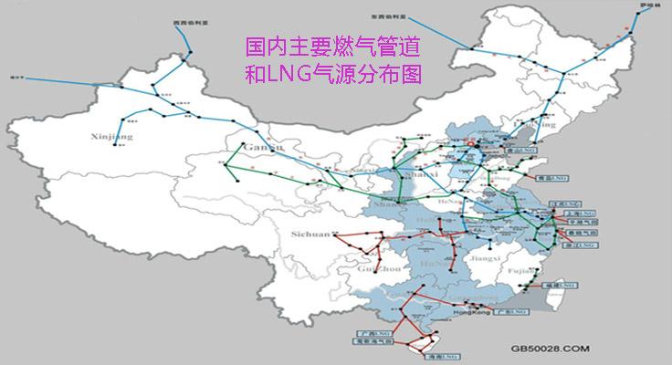 LNG物流运输  中游:物流运输   包括装卸船运输、终端站、包括储罐和再气化设施和供气主干管网的建设 LNG船舶运输  LNG船舶运输 LNG接收站 利用LNG液化的特点,LNG可以全球流通,利用轮船运输满足各地的用能需求在我国沿海建设大量的LNG接收站,接收储存来自世界各地的LNG  LNG汽车运输 LNG可通过汽车,运输到中海燃气下属各个城镇燃气项目